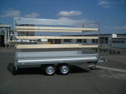 Výroba a servis přívěsů Eurotrailers s.r.o.